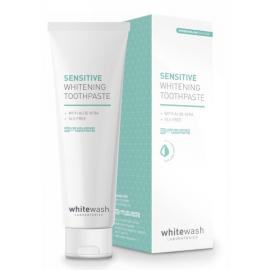 WhiteWash Premium Range Sensitive Whitening Toothpaste - wybielająca pasta do zębów wrażliwych 75 ml