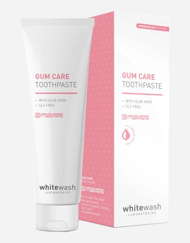 pasta do zębów Whitewash Gum Care