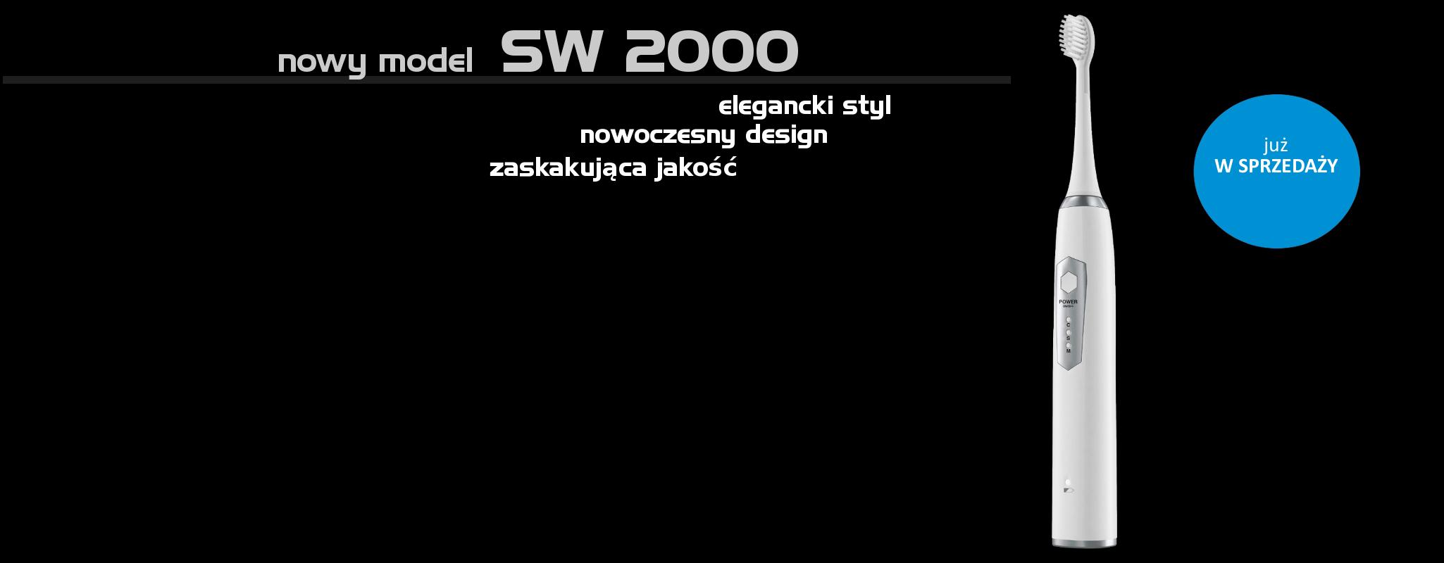 WhiteWash szczoteczka soniczna